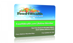 Food4Wealth Membercard